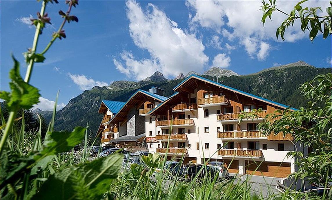 La Turra Valfrejus 3P6 for 6 guests in Modane, France