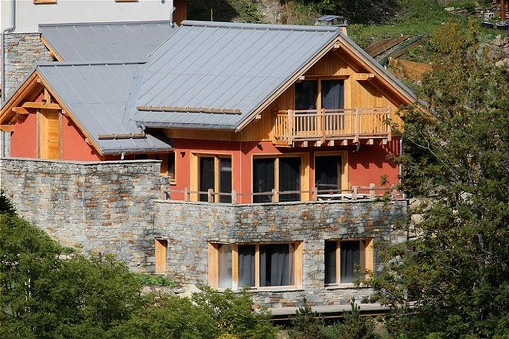 Odalys Chalet Les Clots 14p for 14 guests in Valloire, Frankreich