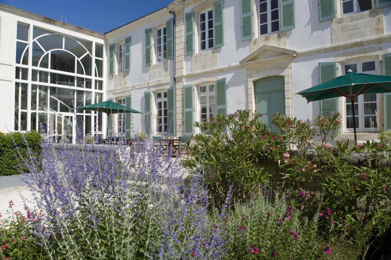Le Palais des Gouverneurs 2p 4p Superior for 4 guests in Saint Martin de Re, Frankreich