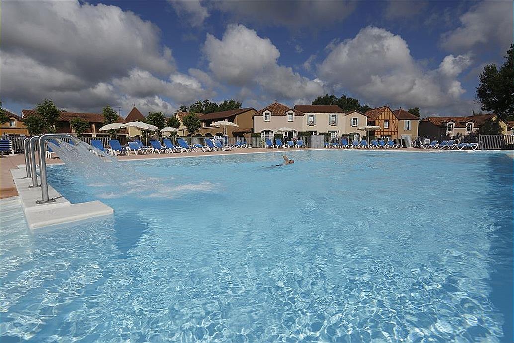 Lac Mondesir Monflanquin Villa T2 2p5p