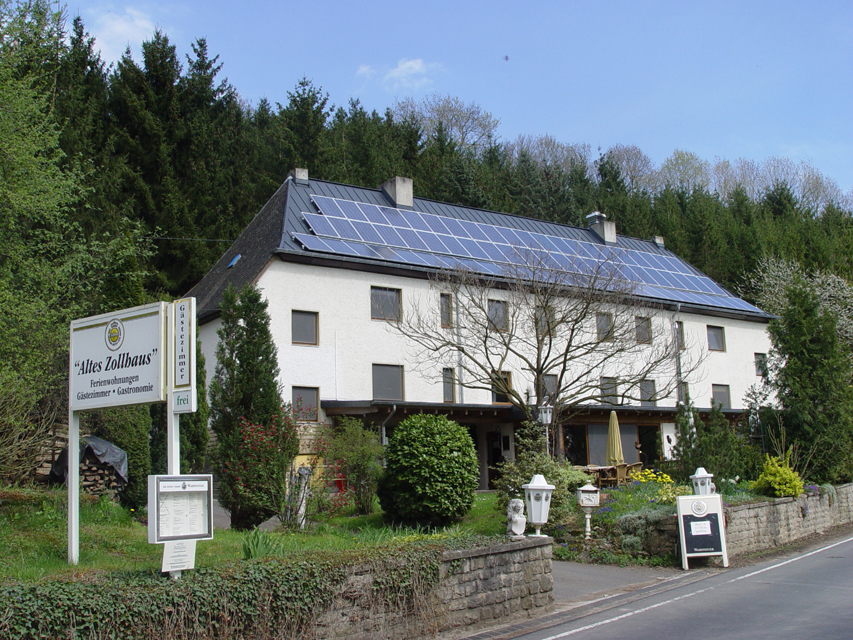 Altes Zollhaus 91