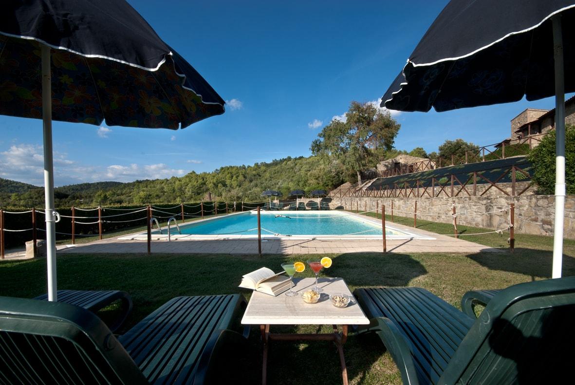 La Limonaia voor 6 gasten, in Gualdo Cattaneo