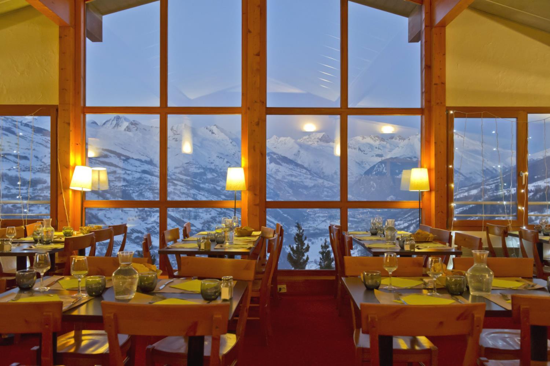 Balcon Mont Blanc Montchavin Plagne 2p5