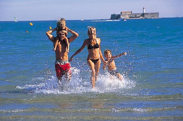 Agathea 5 personen for 5 guests in Cap d Agde, Frankreich