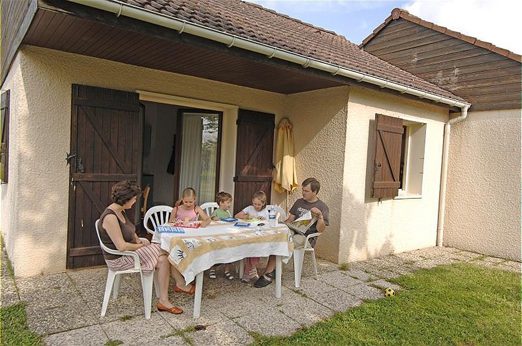 Net Gemist Canvas Vakantiepark Semur En Auxois 3p 5p La Roncière