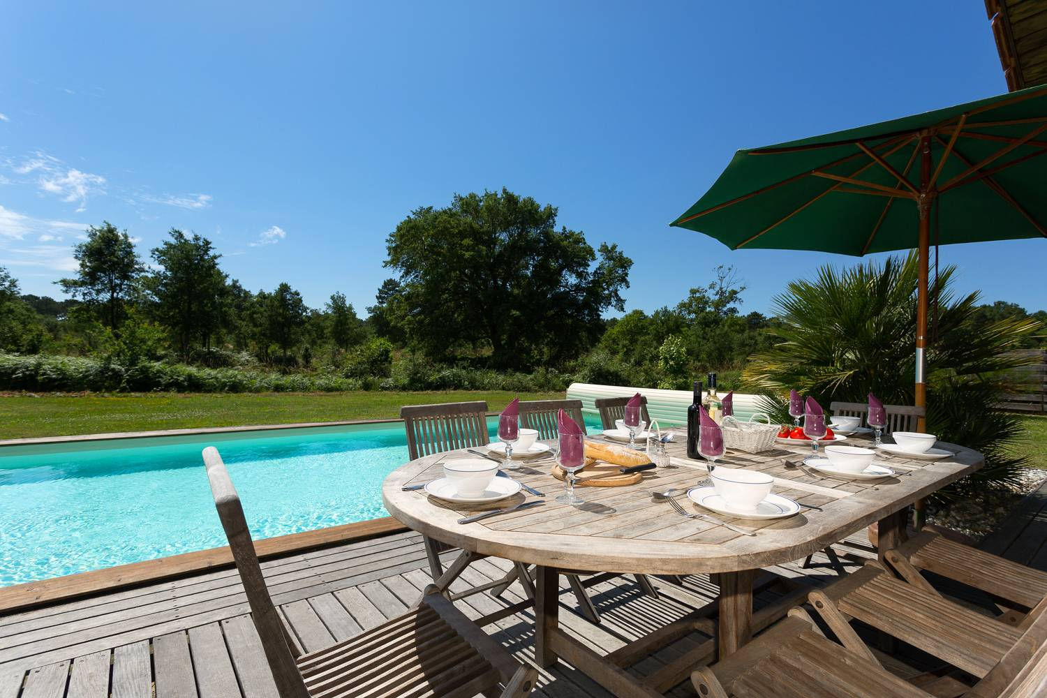 Madame Vacances Villas Club Royal La Prade 3p 46p