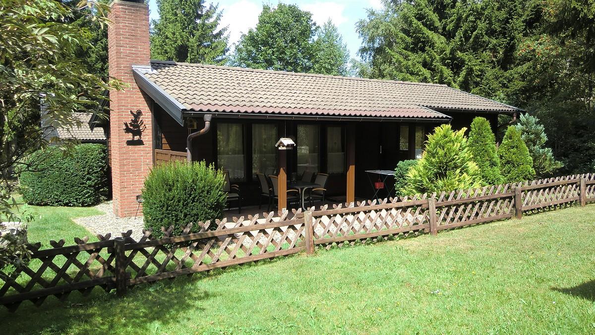 Ferienhaus Kamin 54m² max 5 Personen - Vakantiehuis