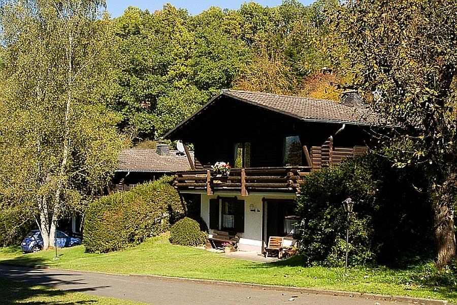 Haus 2 Typ B Blockhaus - Vakantiehuis