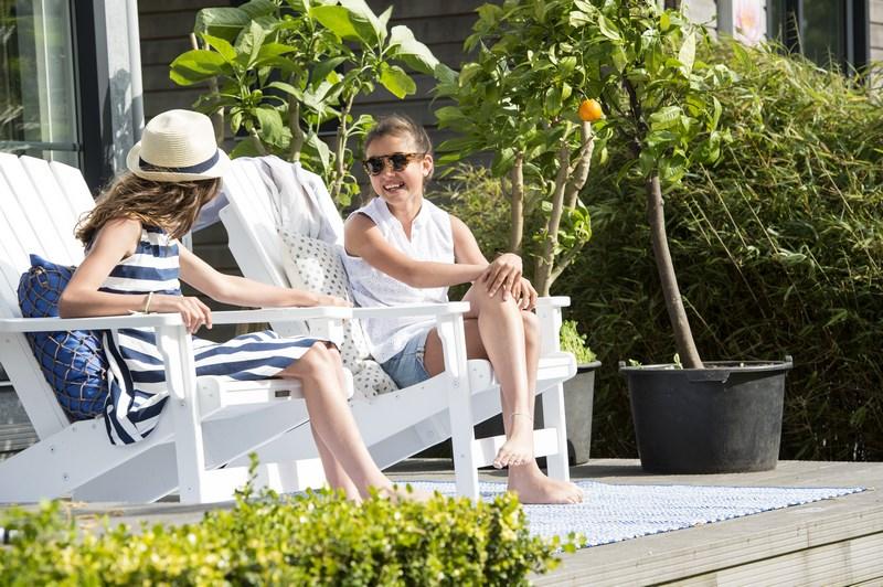 Watervilla for 8 guests in Nieuw Loosdrecht, Niederlande