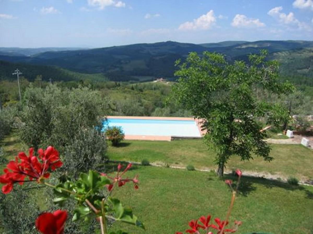 Appartamento 508 for 2 guests in Castellina in Chianti, Italien