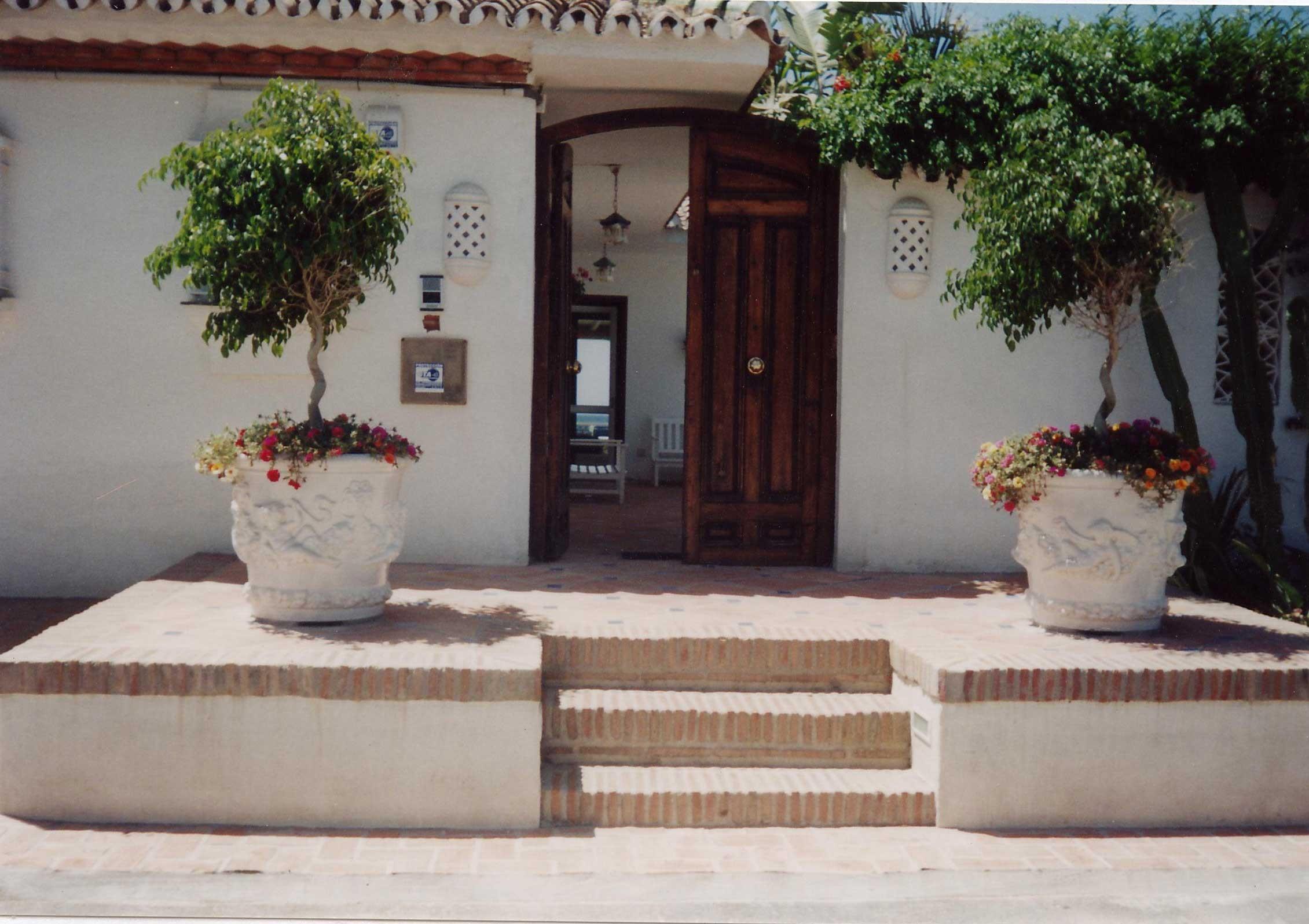 Casa Muñeca for 6 guests in Marbella, Spanien