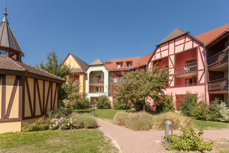 Le Clos d'Eguisheim D 3p 6/7p