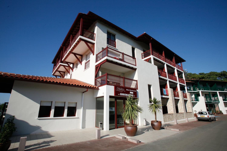 Odalys St Jean de Luz Hotel Suite 2p