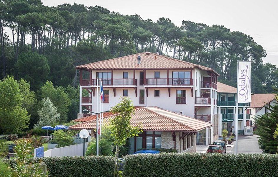 Odalys St Jean de Luz Hotel Suite 2/3p