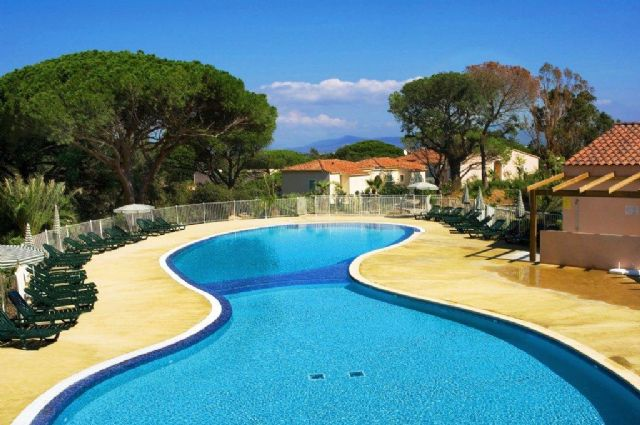 Odalys St Aygulf 2p 4/5 Eucalyptus for 5 guests in Saint Aygulf, France