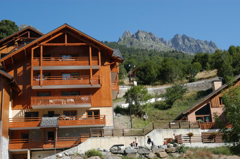 Odalys Vaujany 3/4p 8 La Cascade for 8 guests in Vaujany, Frankreich