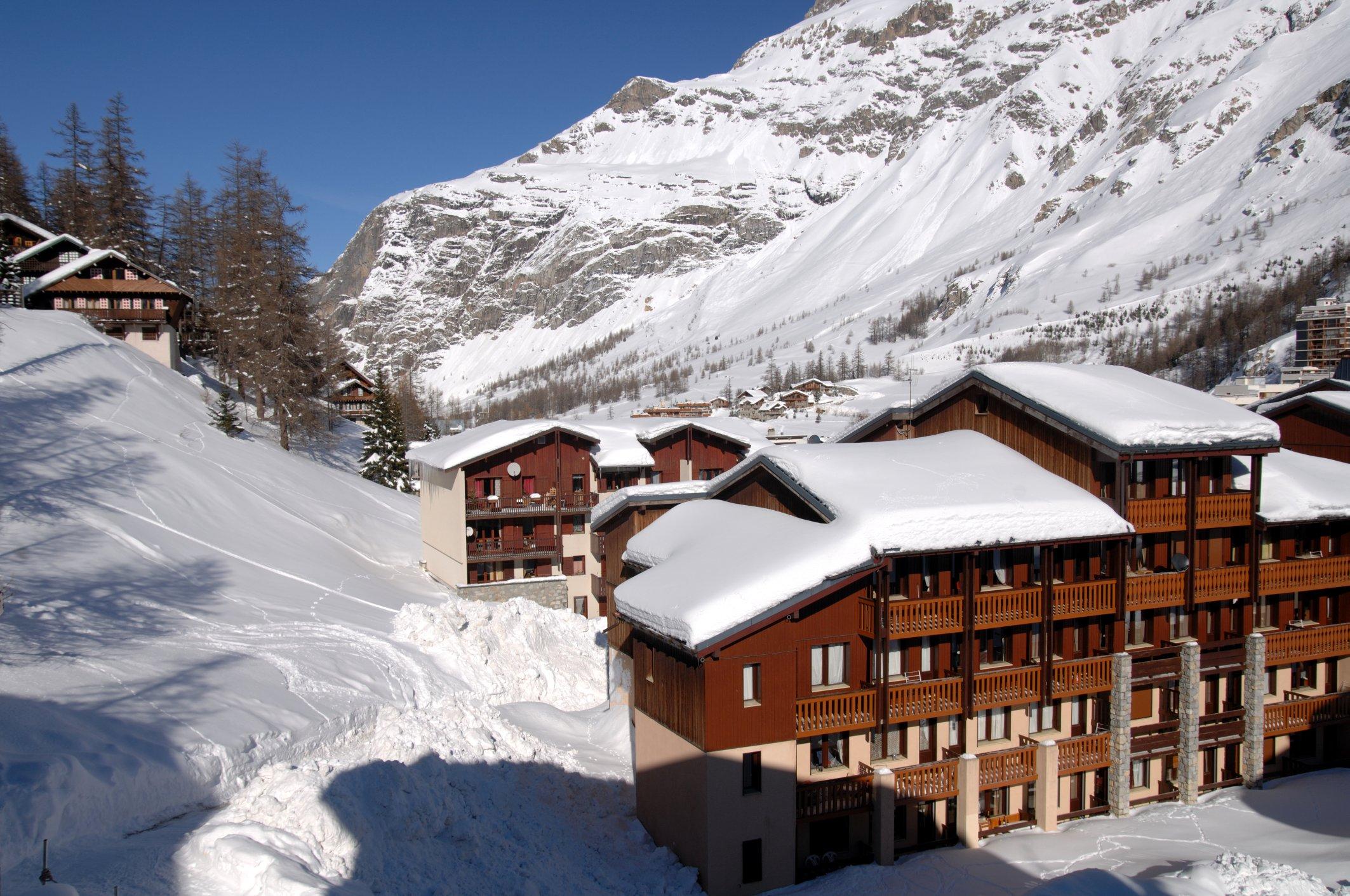 Odalys Val d'Isère 2p4