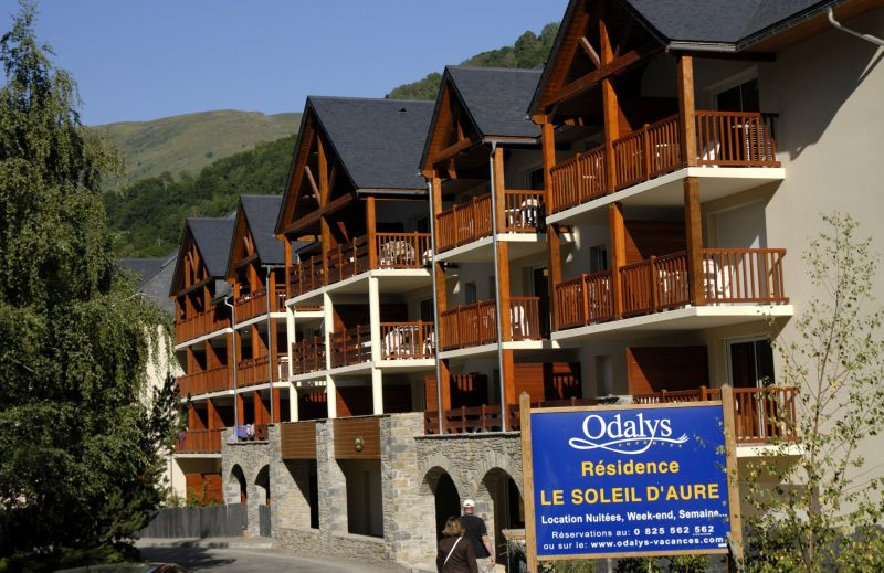 Odalys St. Lary Soulan 2p4 for 4 guests in Saint Lary Soulan, Frankreich