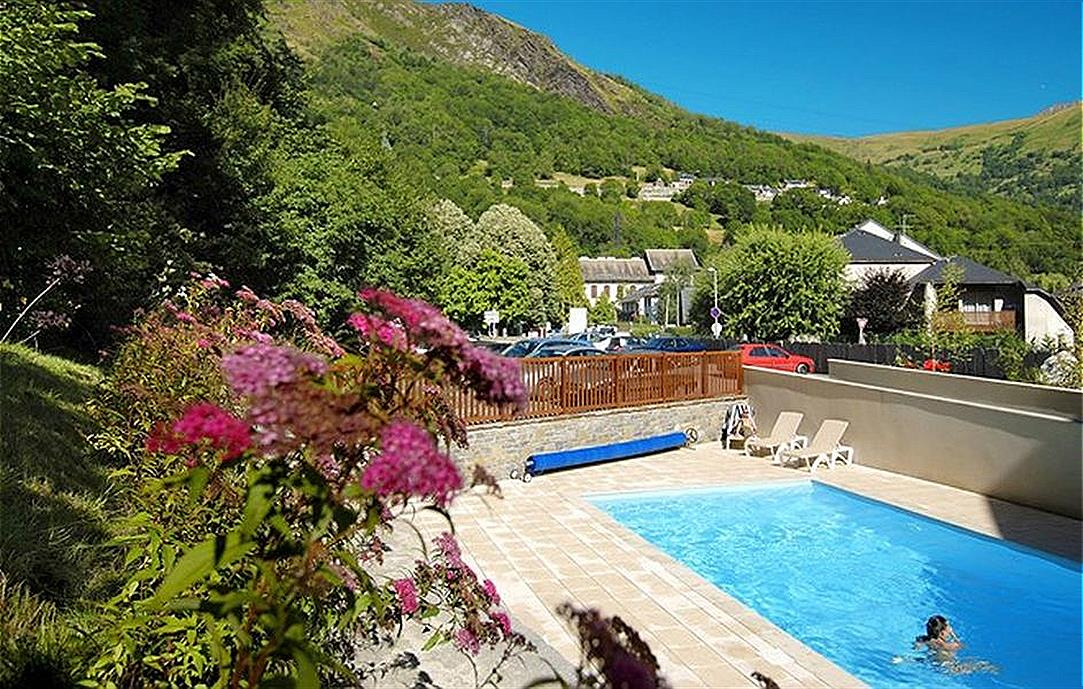 Odalys St. Lary Soulan 4p D 7/8 for 8 guests in Saint Lary Soulan, Frankreich
