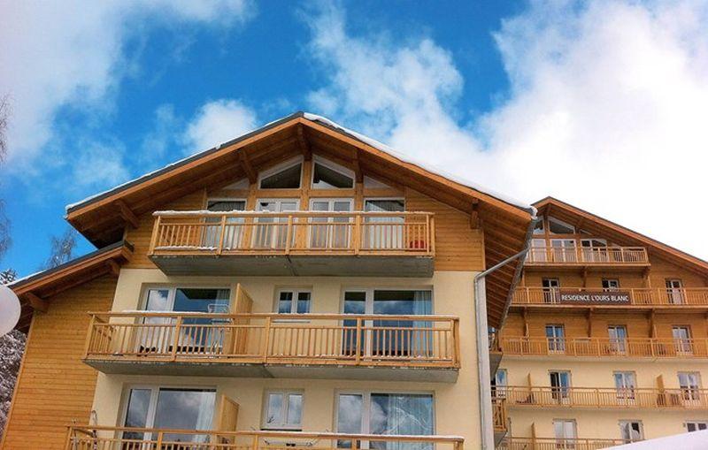 Odalys Résidence L'Ours Blanc for 4 guests in Les Deux Alpes, Frankreich