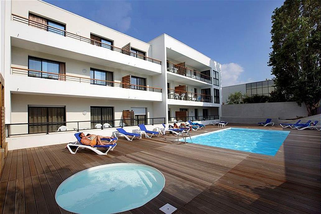 Odalys Rochelle 2p 4 L'Archipel for 4 guests in La Rochelle, Frankreich