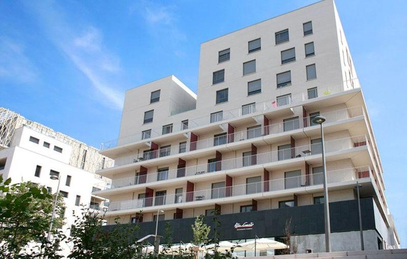 Odalys Lyon Suite 4p Confluence