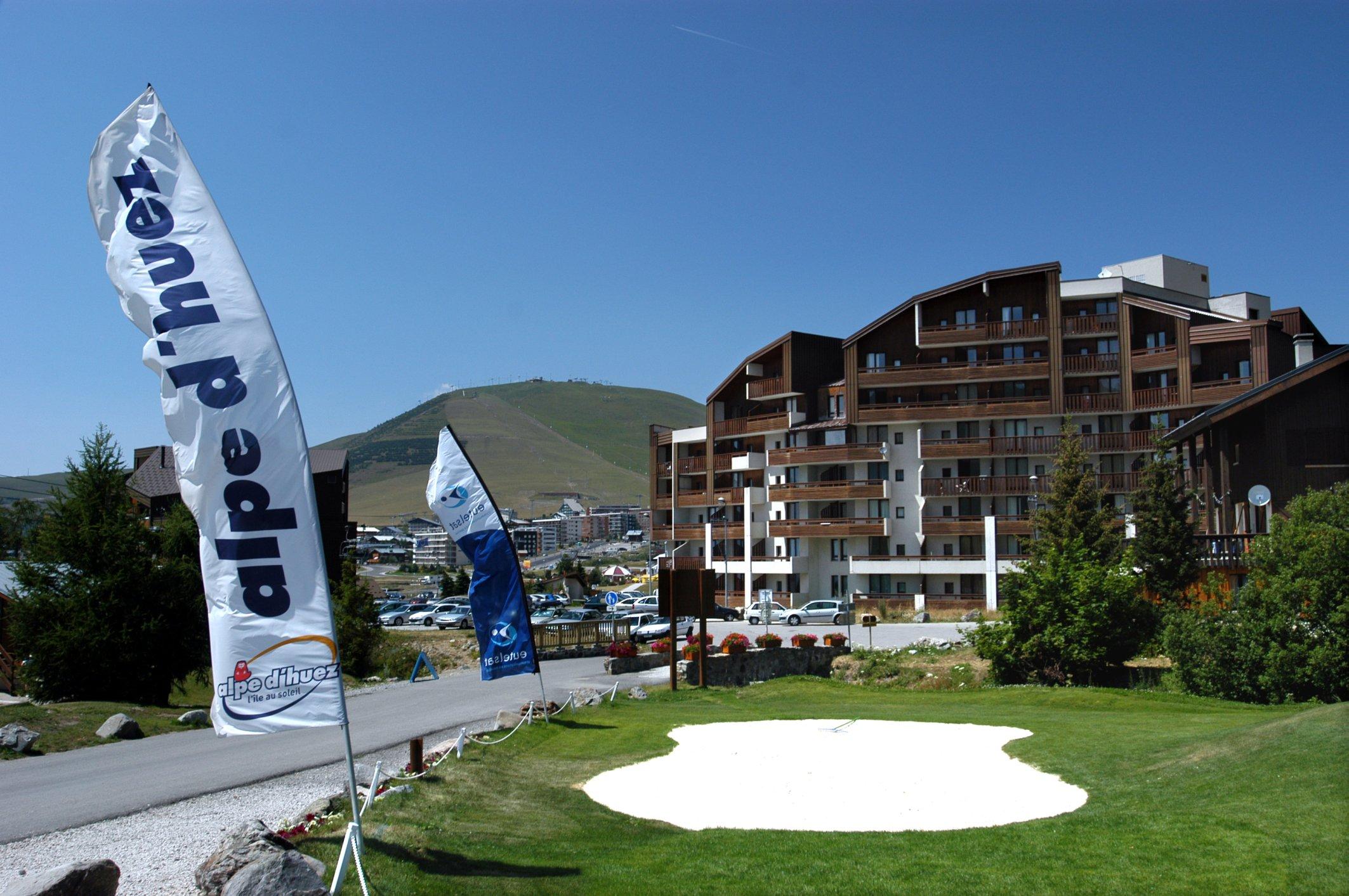 Odalys L'Alpe d'Huez S2p for 2 guests in Alpe d Huez, Frankreich