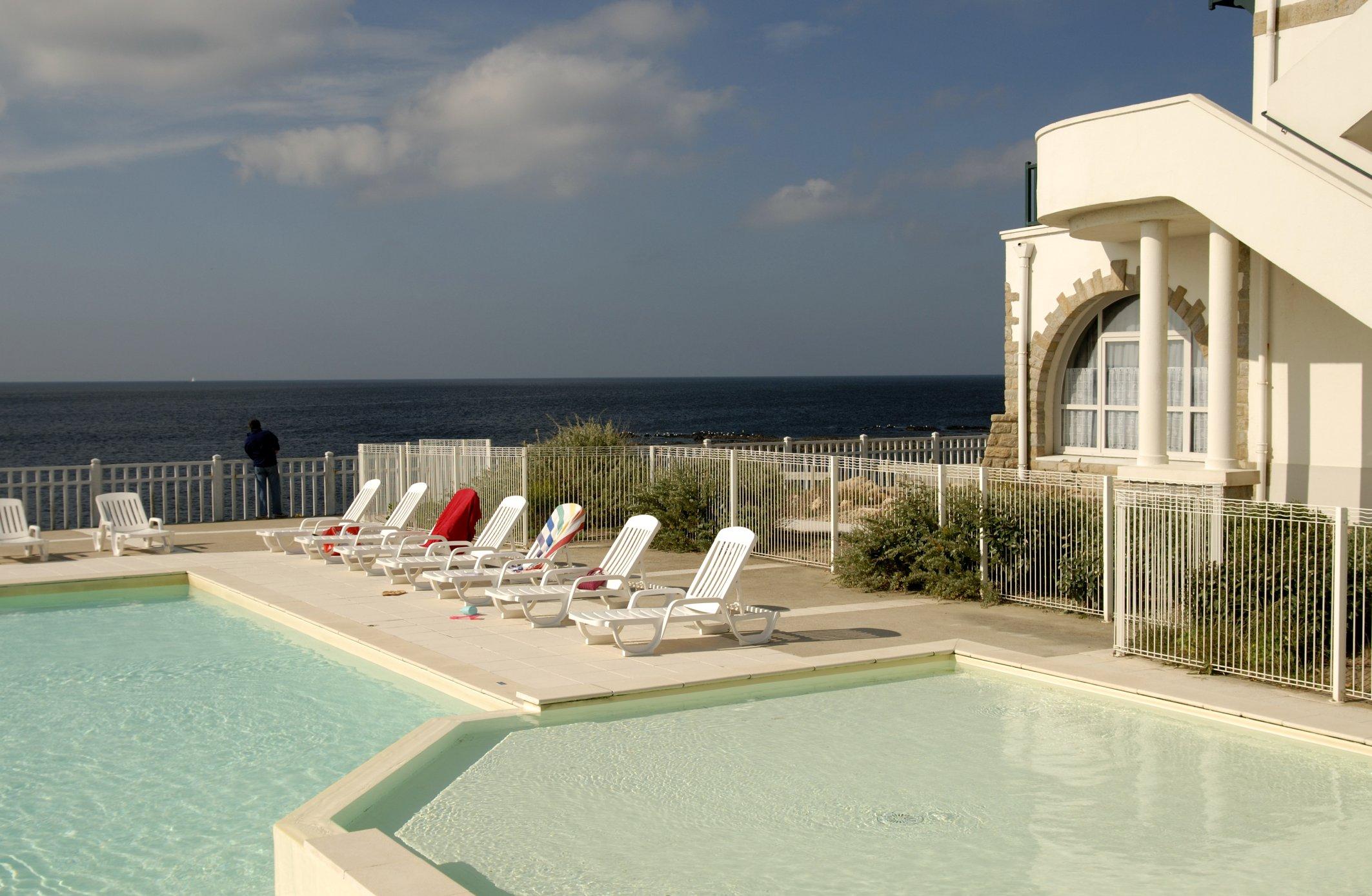 Odalys Batz sur Mer S2 Park View voor 2 gasten, in Batz sur Mer