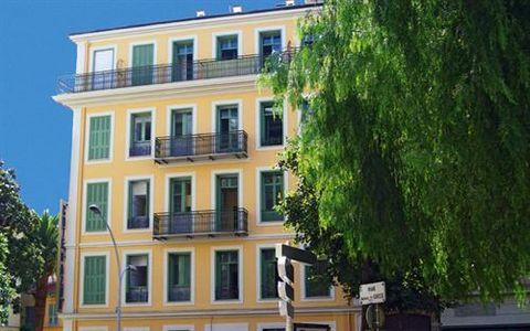 Odalys Nice 2p4 for 4 guests in Nice, France