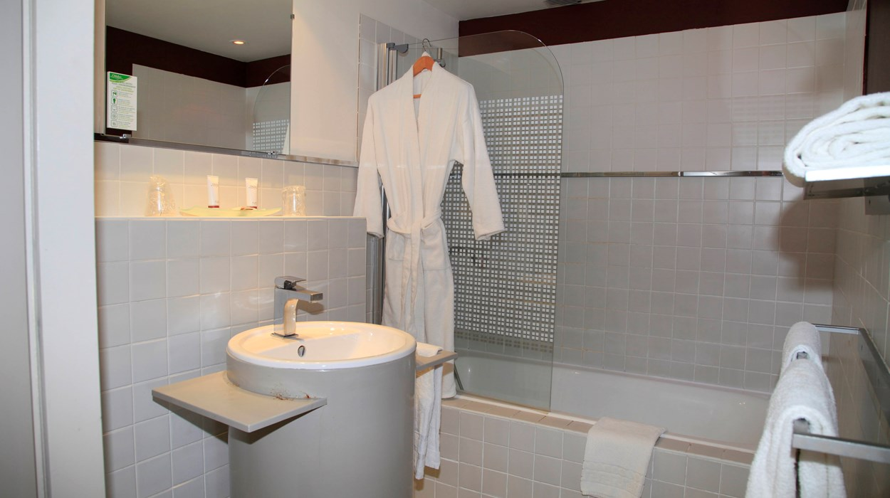 Odalys Hôtel-Résidence Le Cheval Blanc for 2 guests in Nimes, Frankreich