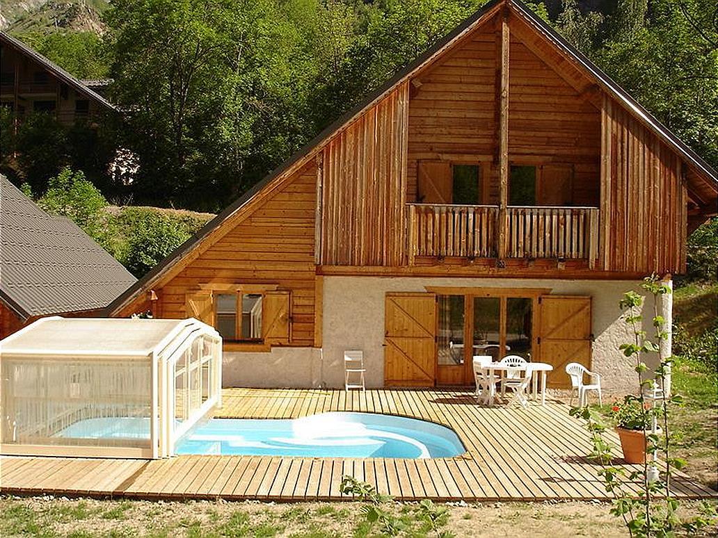 Odalys Chalet La Lauze 14p for 14 guests in Venosc, Frankreich
