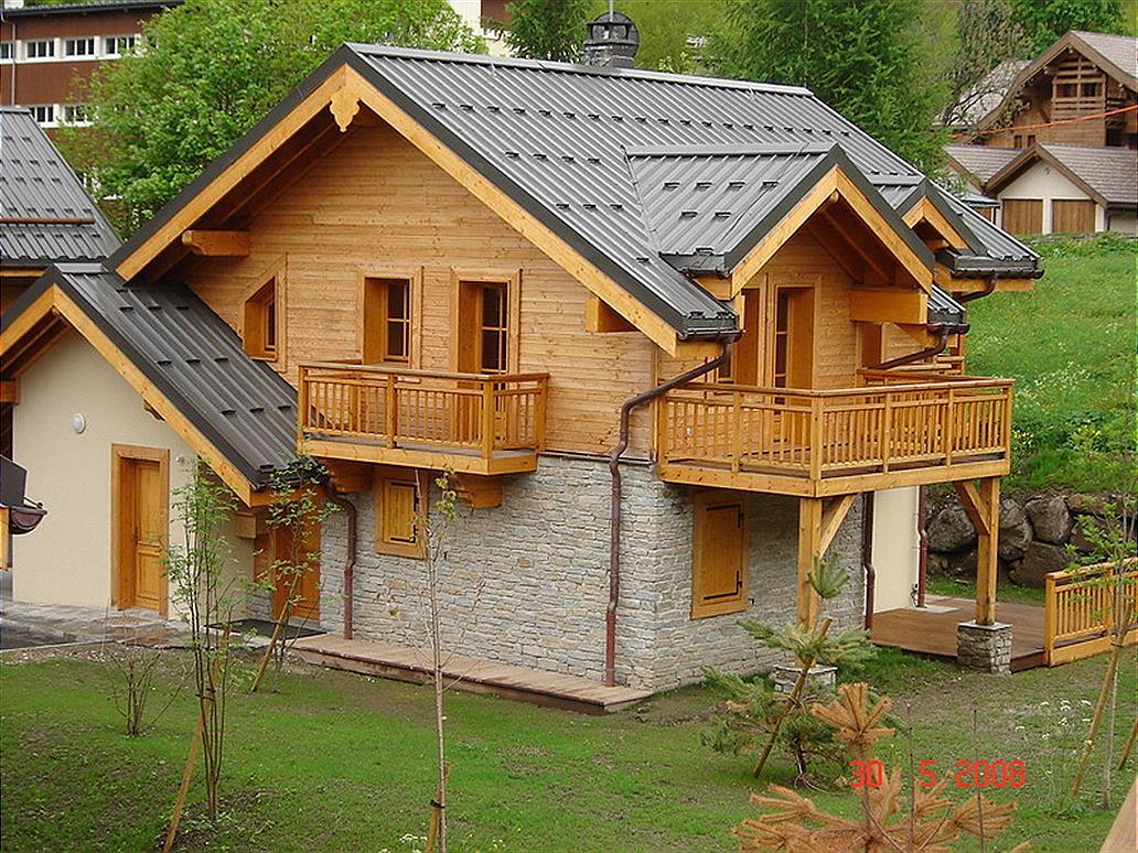 Chalet Alpen Roc 10p in Valloire - Rhone Alpen, Frankrijk foto 659589