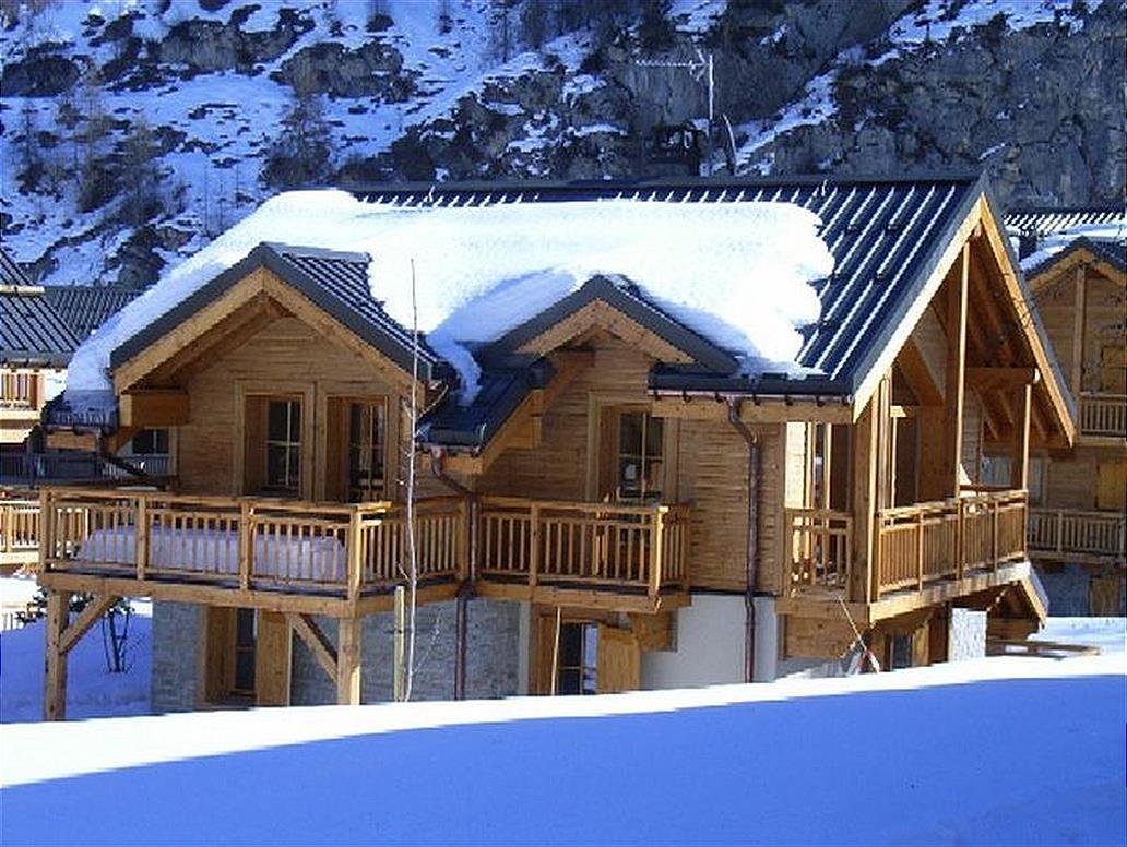 Chalet Alpen Roc 10p