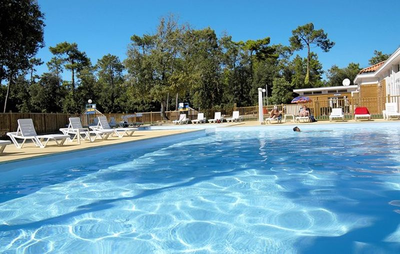 Odalys Domaine Monplaisir MH 4/6 for 6 guests in Saint Trojan les Bains, Frankreich