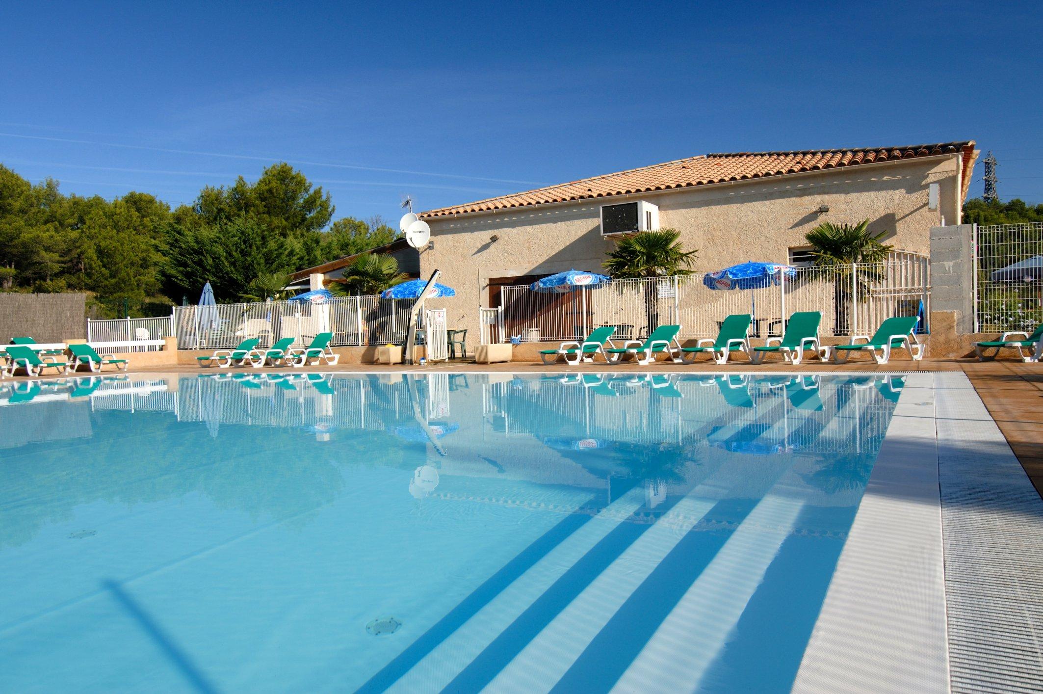 Odalys Carnoux en Provence Chalet 4p 7/8 Shangri-La