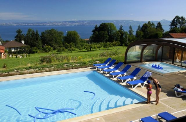 Odalys Evian 3p6 for 6 guests in Evian les Bains, Frankreich