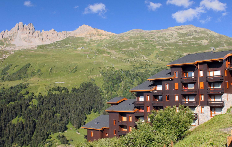 Méribel Mottaret 2p4-5 Le Hameau in Meribel Mottaret - Rhone Alpen, Frankrijk foto 660106