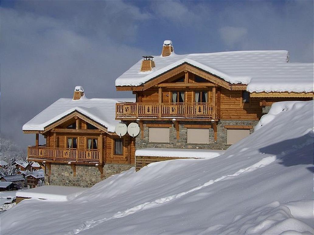 Chalet Leslie Alpen 12p in Les Deux Alpes - Rhone Alpen, Frankrijk foto 660536