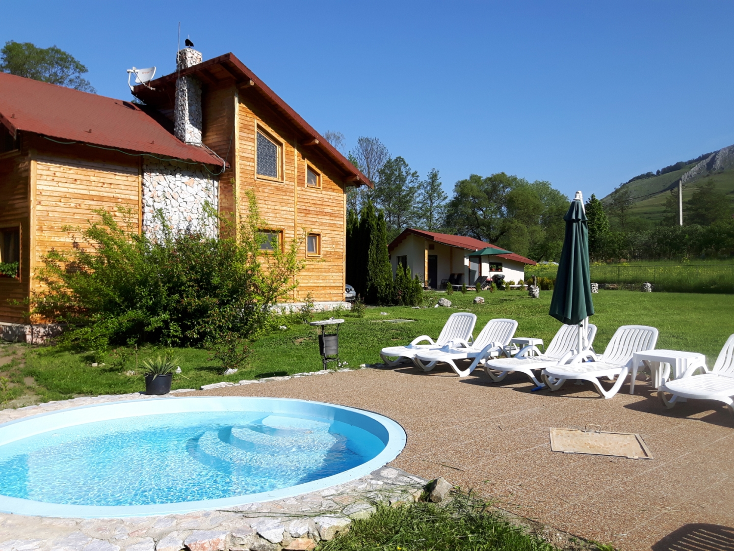 Ferienwohnung Holiday Home in Transylvania