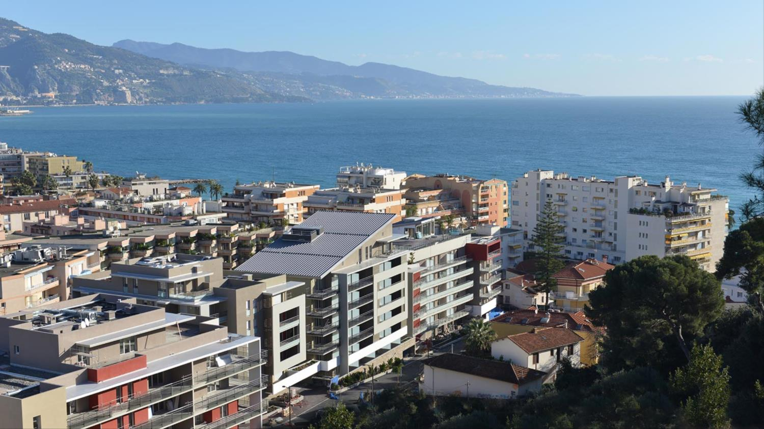 Roquebrune Cap Martin, France Apartment #RU214799