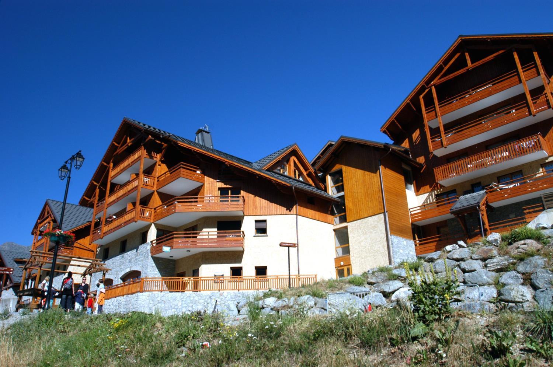 Odalys Vaujany 3p 6 La Cascade for 6 guests in Vaujany, France