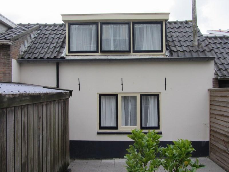 Zomerhuis voor 2 gasten, in Katwijk aan Zee