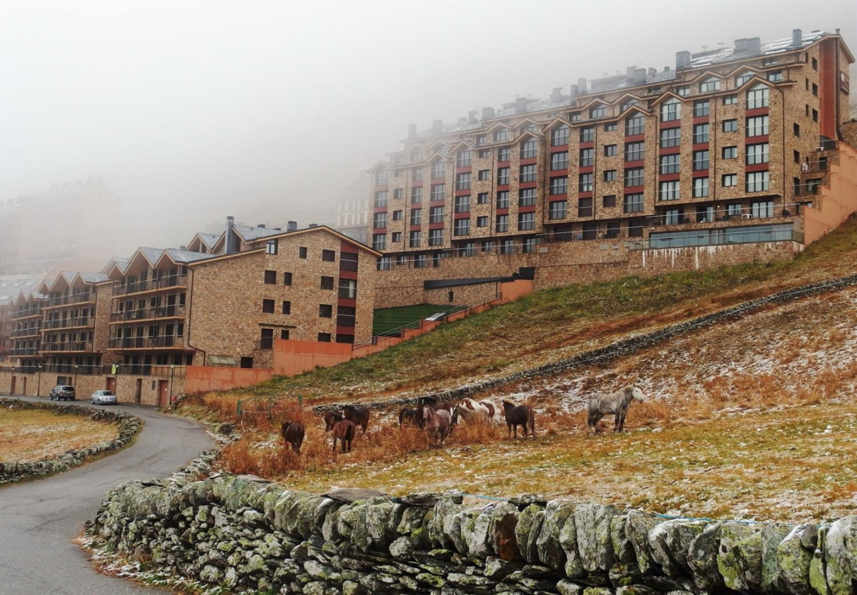 Andorra Bordes d'Envalira 5p 8p Standard