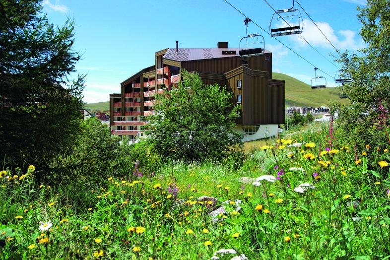 Les Bergers S3/4p. for 4 guests in Alpe d Huez, Frankreich