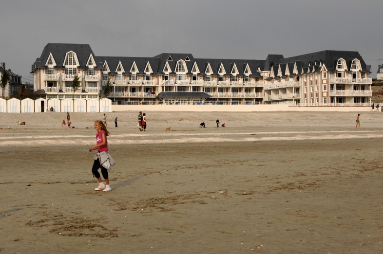Residence de la plage H 3p 5/6 Standard for 6 guests in Le Crotoy, Frankreich