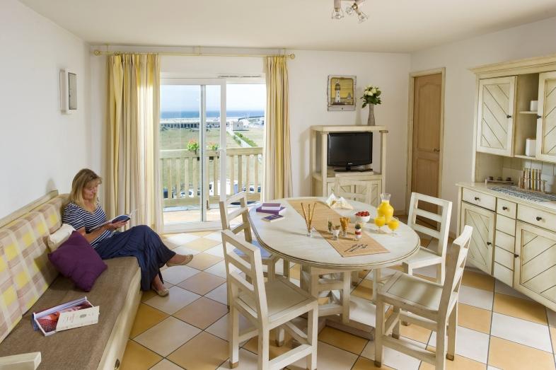Hotel La Villa Gardenia Ch 2p for 2 guests in Deauville, Frankreich