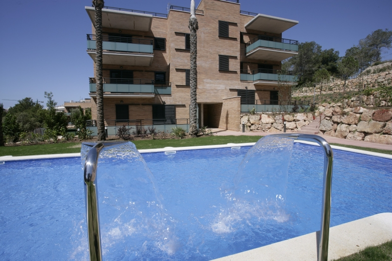 Salou 3p 6p Standard for 6 guests in Coma Ruga, Spanien