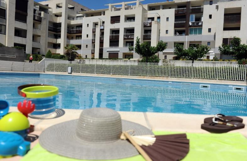 Les Rivages de Rochelongue 3p 6/7p voor 7 gasten, in Cap d Agde
