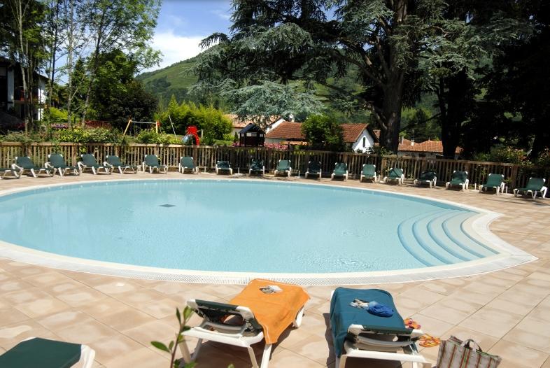 Le Parc d'Arradoy 2p 4p voor 4 gasten, in Uhart Cize