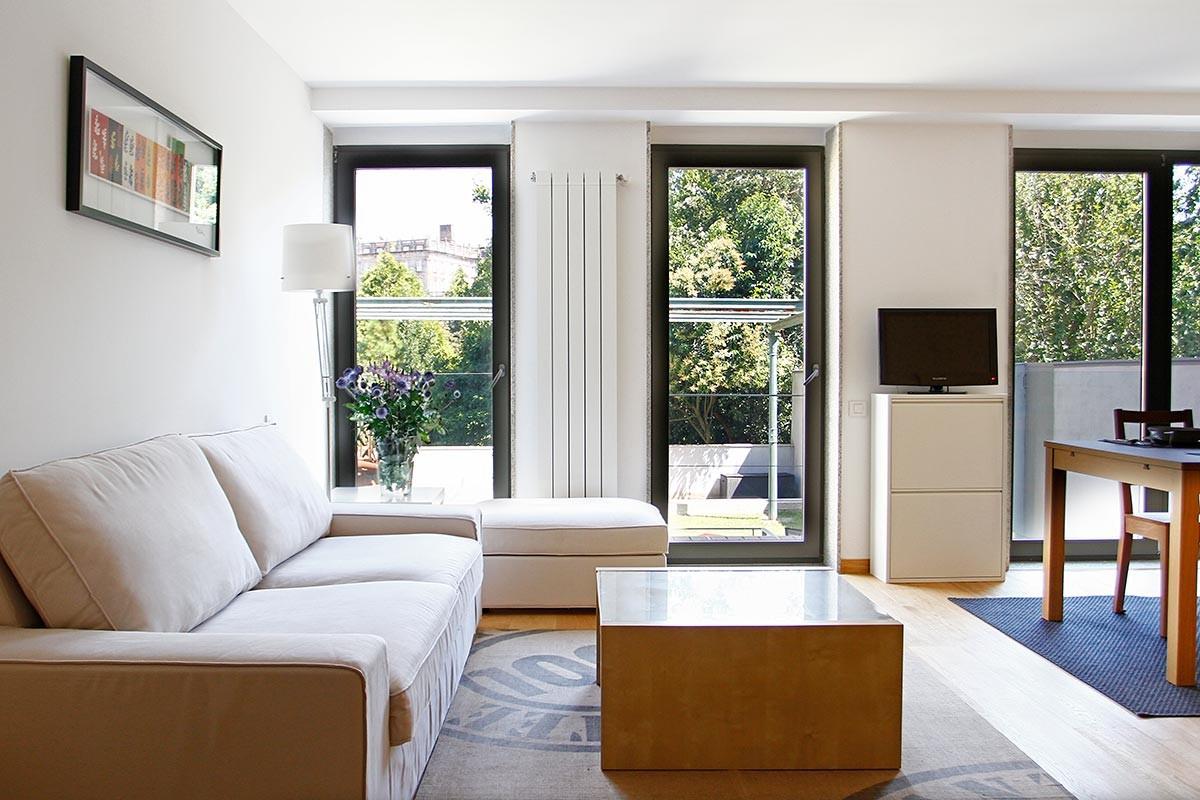 Appartamento Apartment - 3 Bedrooms with WiFi - 102012 Santiago de Compostela 1